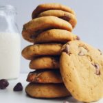 brown butter pumpkin chocolate cookies