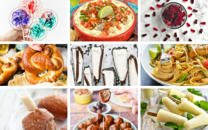 60 Sweet + Savory Boozy Recipes You'll Love