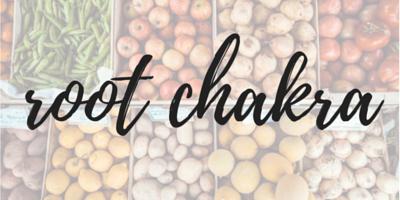 Food and Chakra Pairing: Balancing and Healing Our Energy