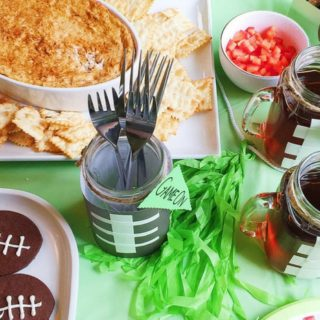 Throwing an Epic Game Day Football Party with Nexium 24HR