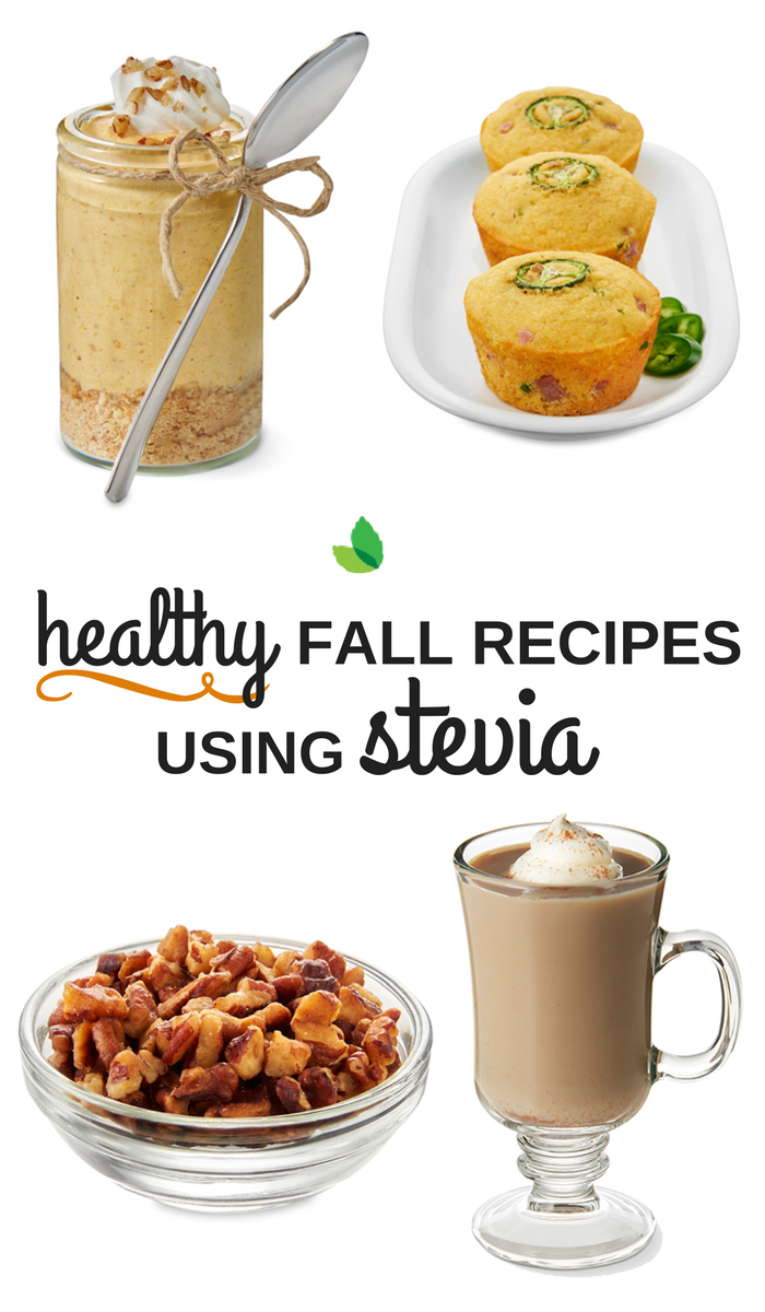 fall recipes with stevia