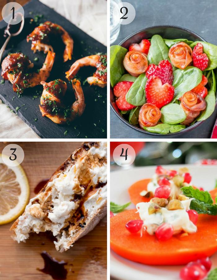 healthy valentine's day recipes