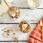 healthy breakfast parfaits