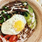 farro breakfast bowls