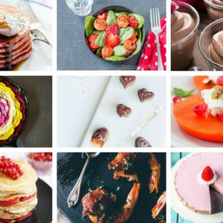 32 Healthy Valentine's Day Recipes (from Breakfast to Dessert!)