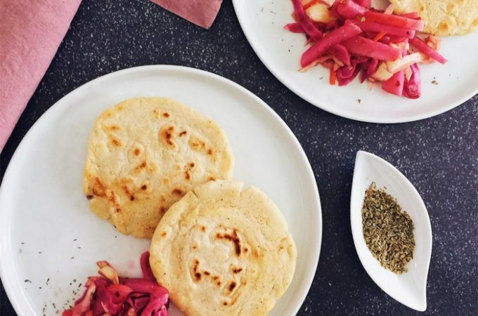 Cheese Pupusas and Thoughts on Time + Love