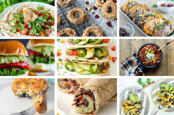 Crispy Spiced Chickpeas + 20 Healthy Recipes Using Beans