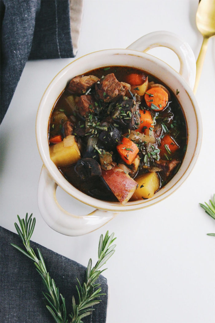 Slow-Cooker Paleo Beef Stew