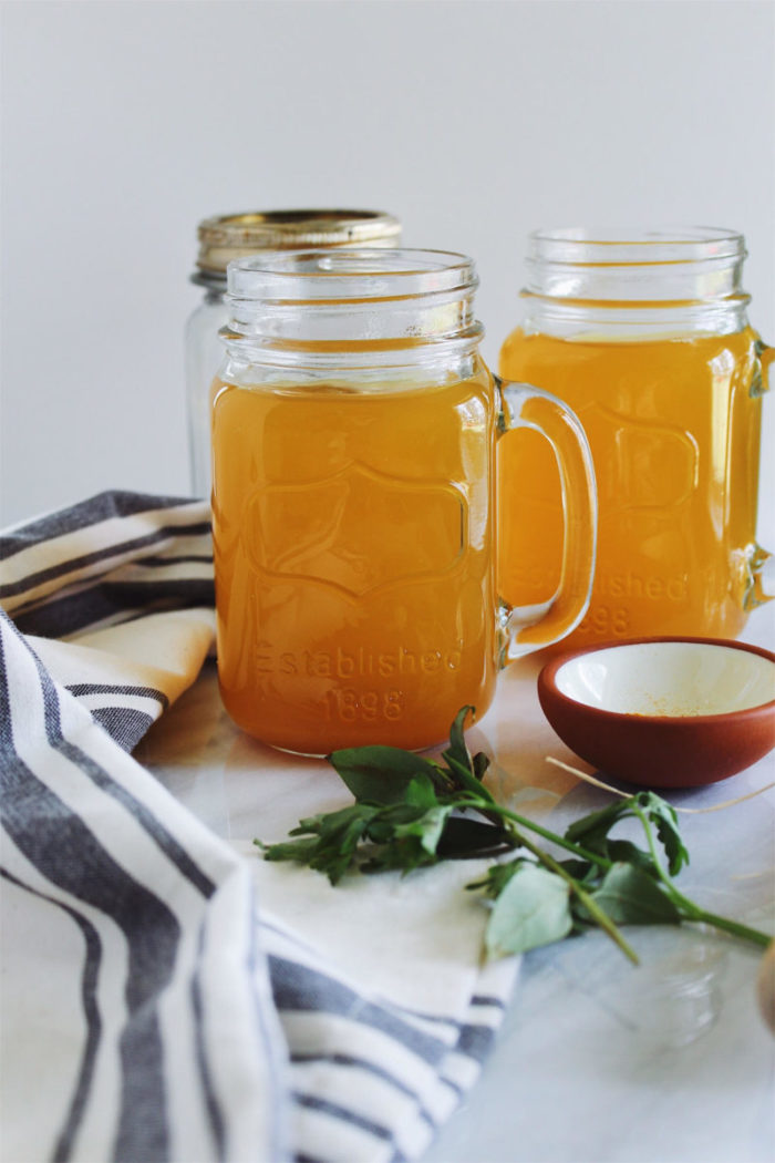 detox vegetable broth