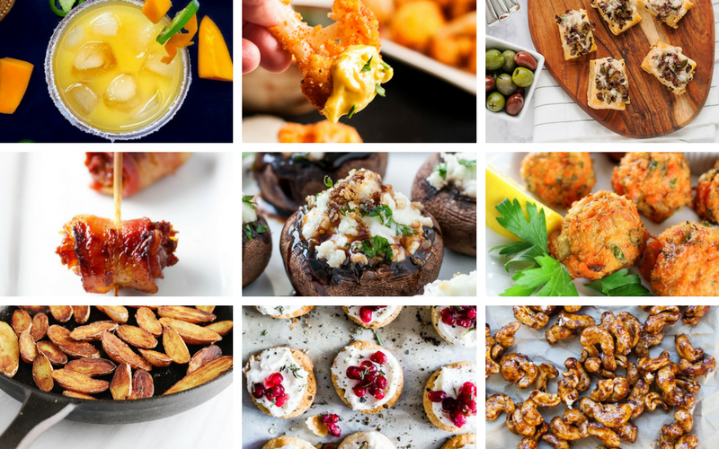 How To Host An Easy Tapas Party With 25 Recipes