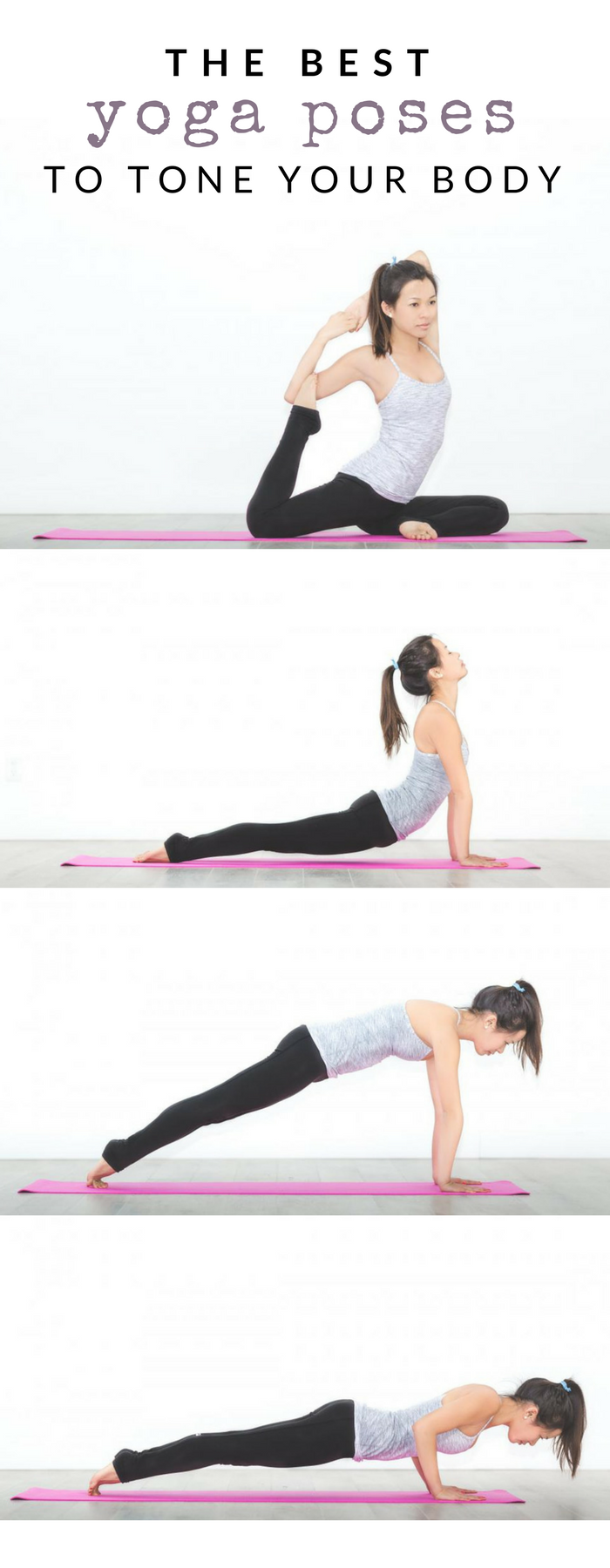 The Best Yoga Poses to Tone Your Body - Parsnips and Pastries
