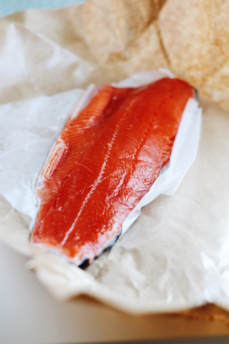Whole30 Salmon Chowder