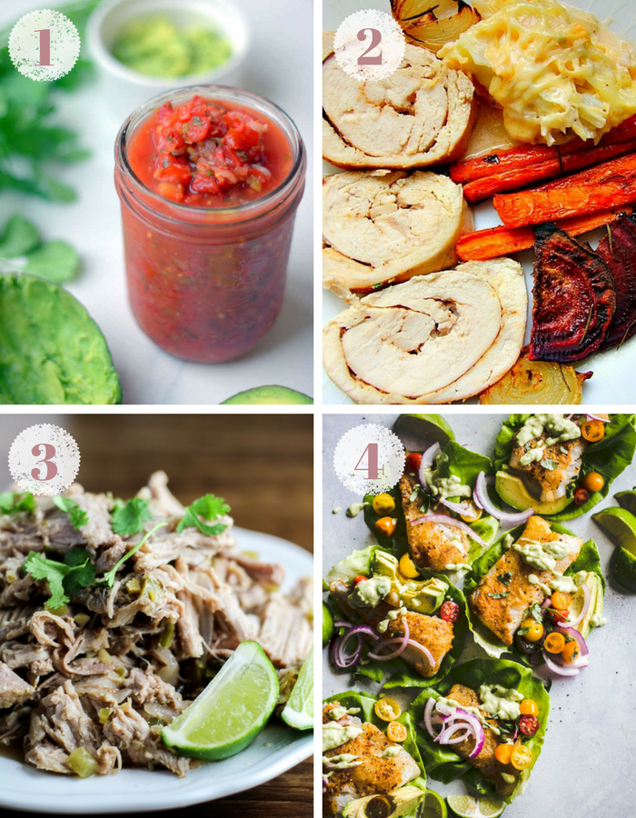 whole30 summer recipes