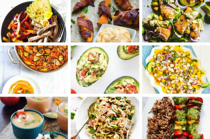 24 Fresh and Colorful Whole30 Summer Recipes