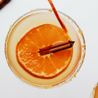 Honey Orange Margarita
