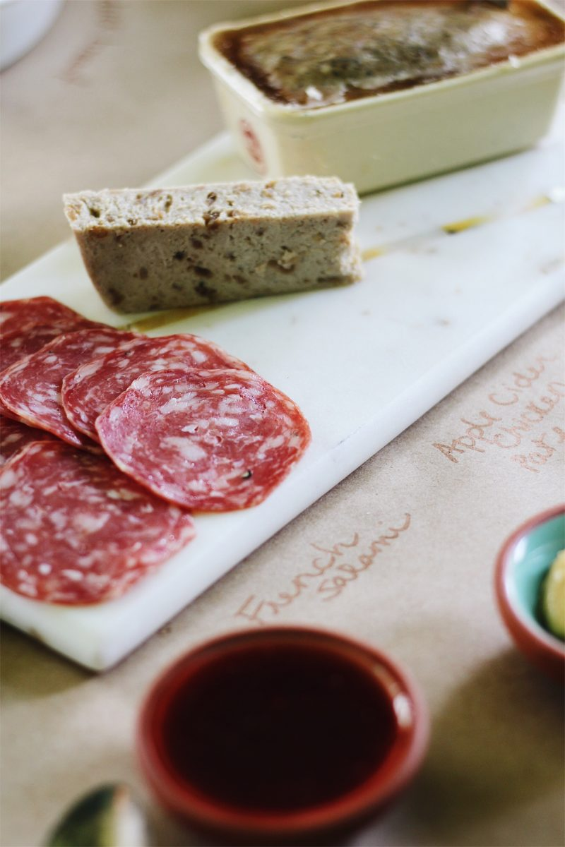 Chef-Inspired Charcuterie