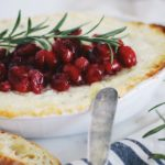 Baked Goat Cheese Dip