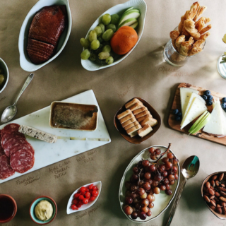How to Create a Chef-Inspired Charcuterie Table