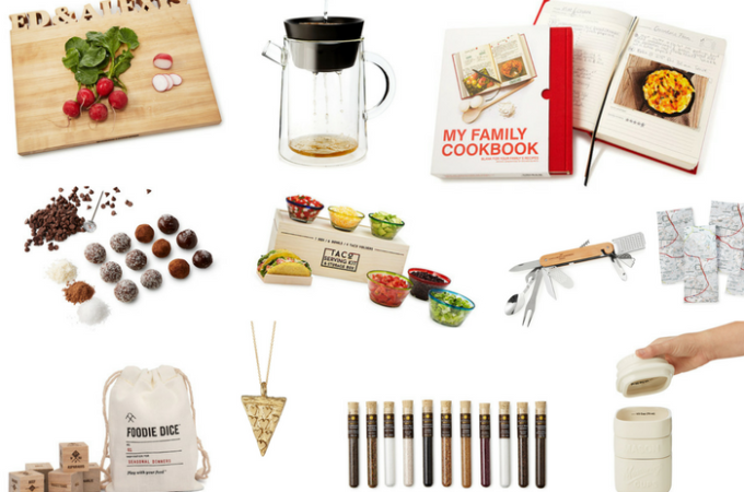 22 Unique Gifts for the Foodie, Chef, or Baker in Your Life