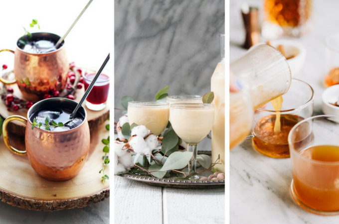 32 Festive Holiday Cocktail Recipes
