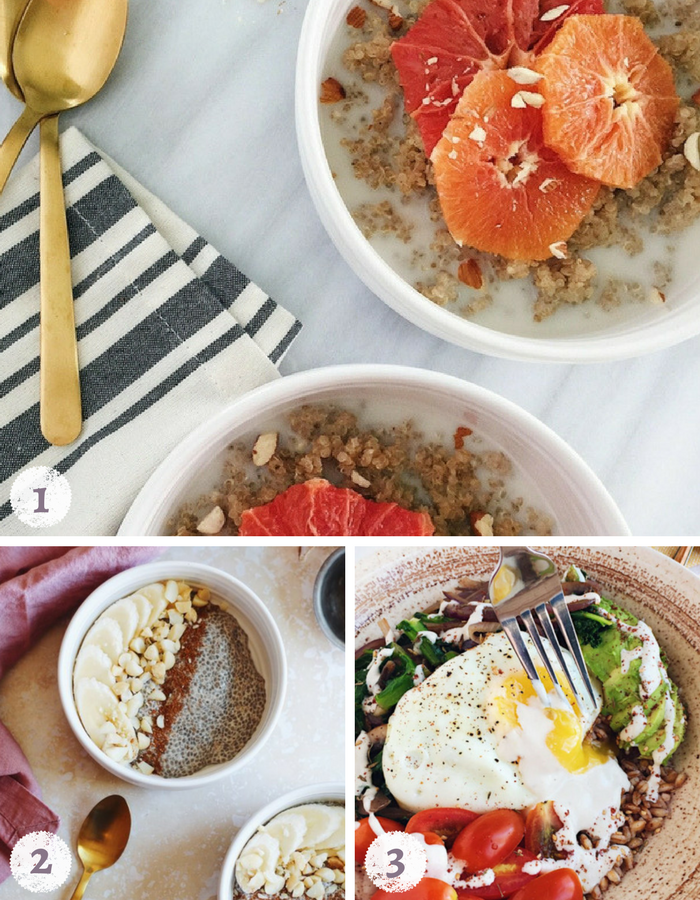 Healthy Bowl Recipes