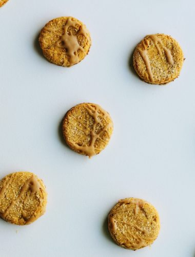 Grain-Free Peanut Butter Dog Treats