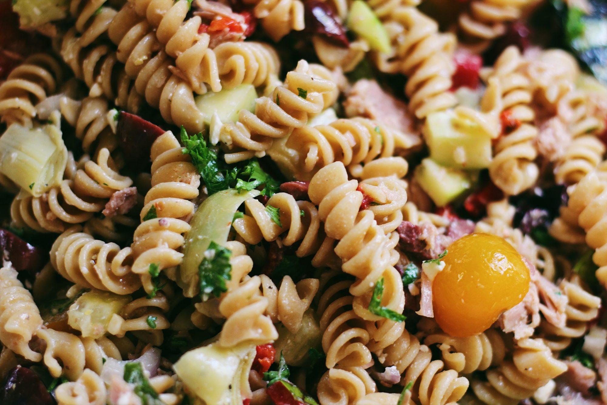 Whole Foods Mediterranean Pasta Salad Recipe