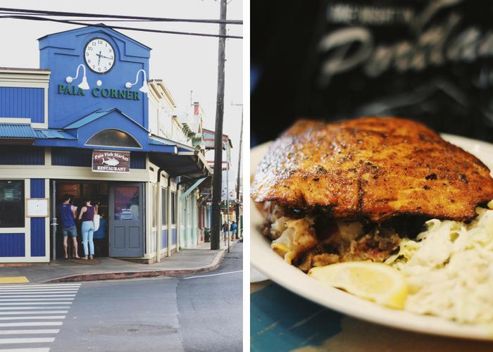 Best Restaurants in Maui: Paia Fish Market