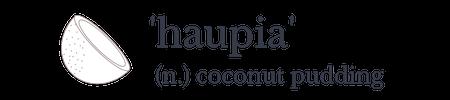 Hawaiian lingo