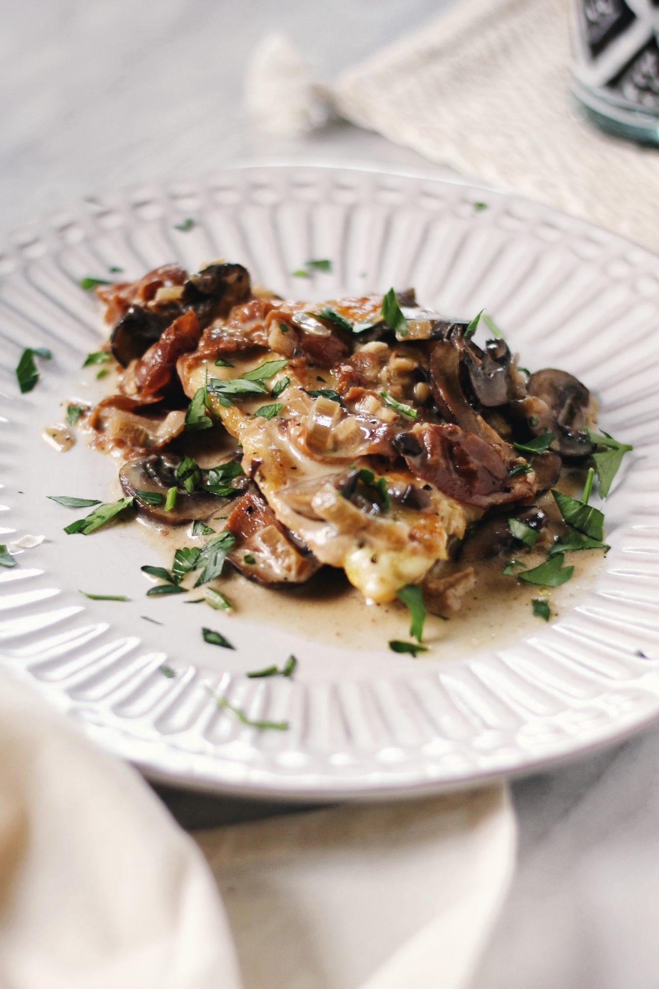 gluten-free chicken marsala