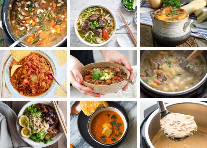 Instant Pot soups