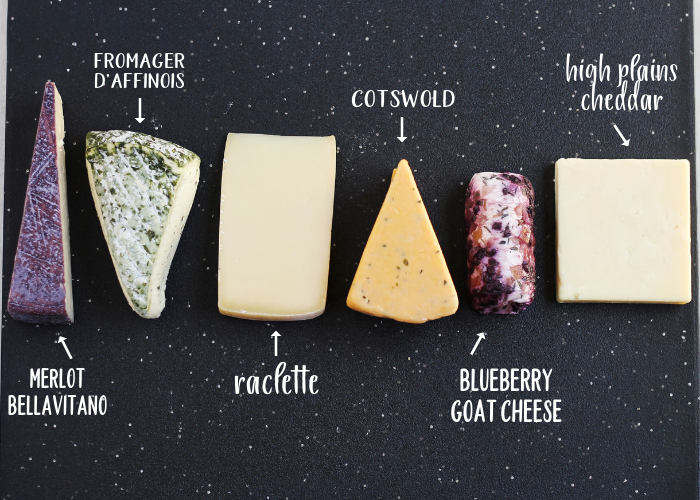 Best cheeses and cheese board ideas