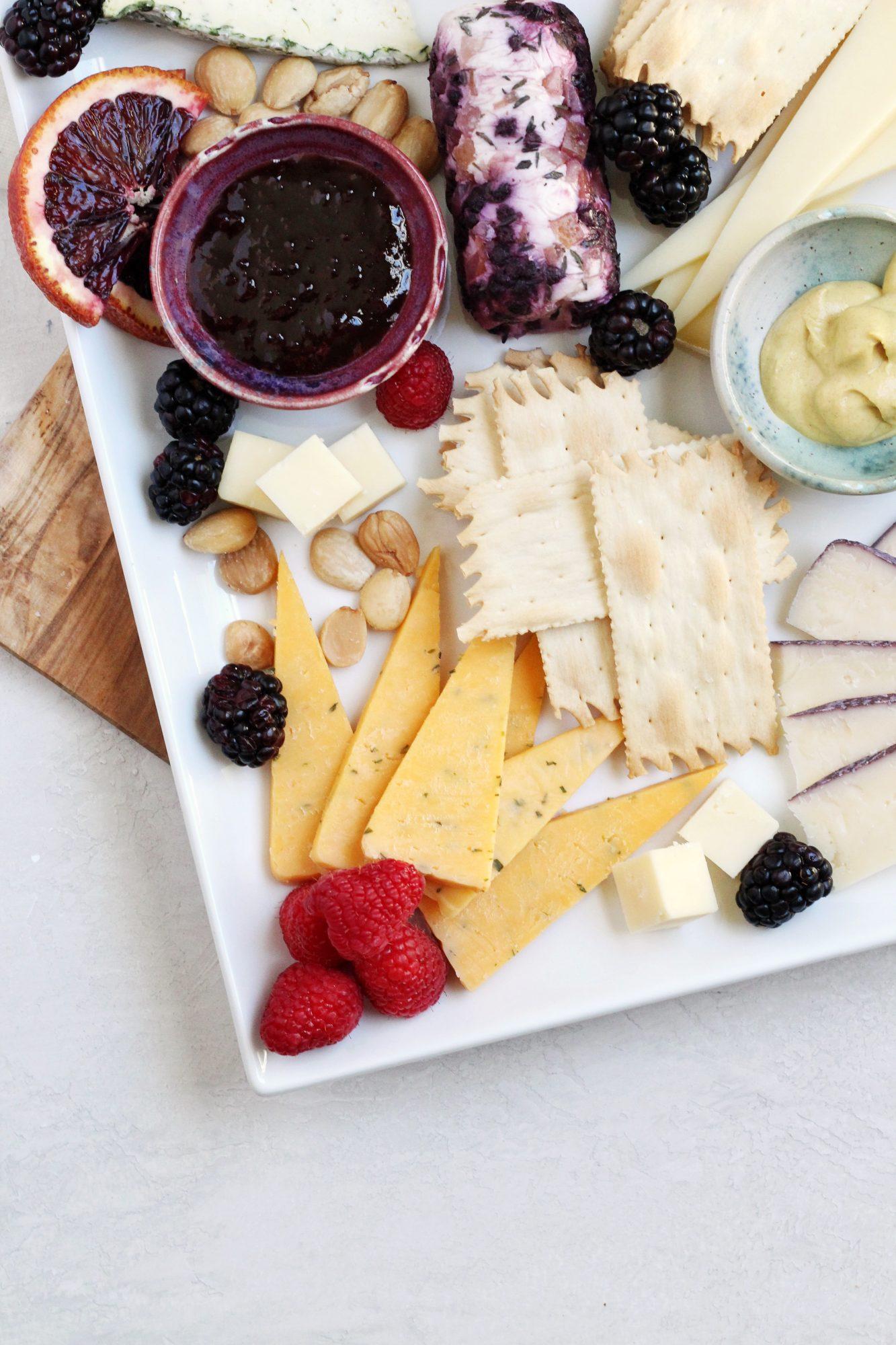 Accompaniments for cheese board ideas