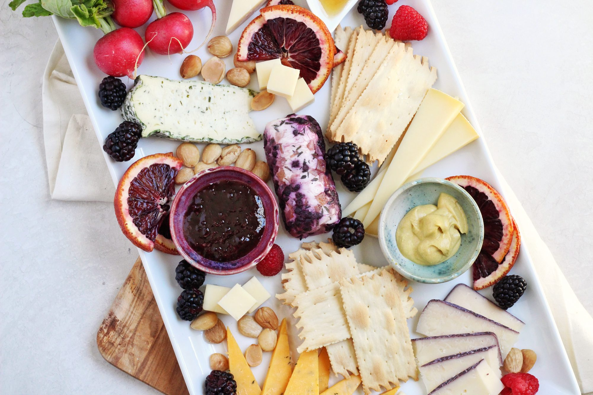 Cheese board ideas for entertaining