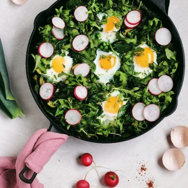 The Modern Cast Iron Cookbook is full of innovative ways to use your cast iron skillets!