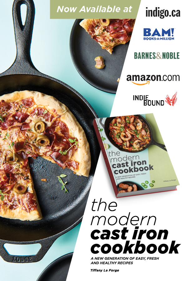 Order The Modern Cast Iron Cookbook now!