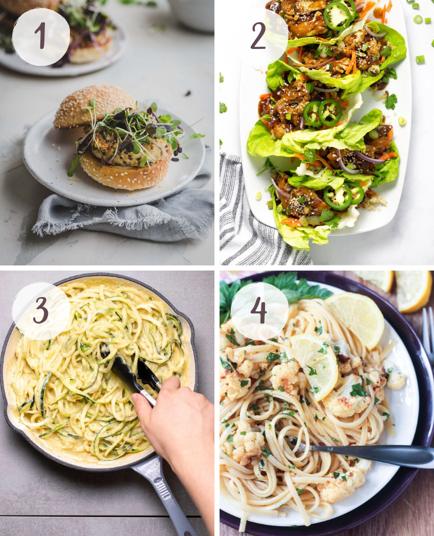 Amazing vegetarian recipes that you haven't made yet