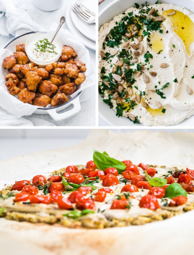24 Crazy Good Vegan Cauliflower Recipes