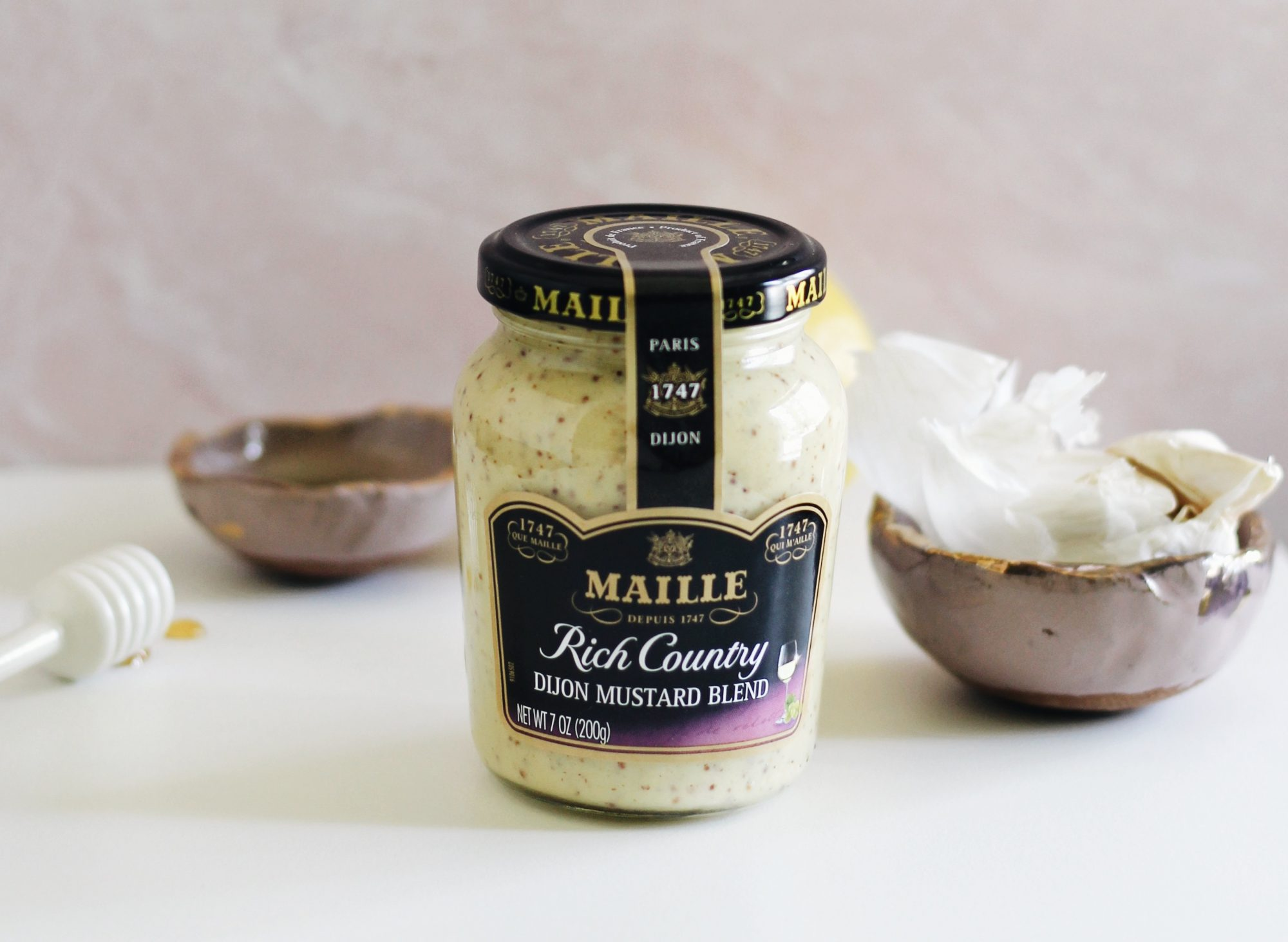 Maille mustard will update your summer grilling