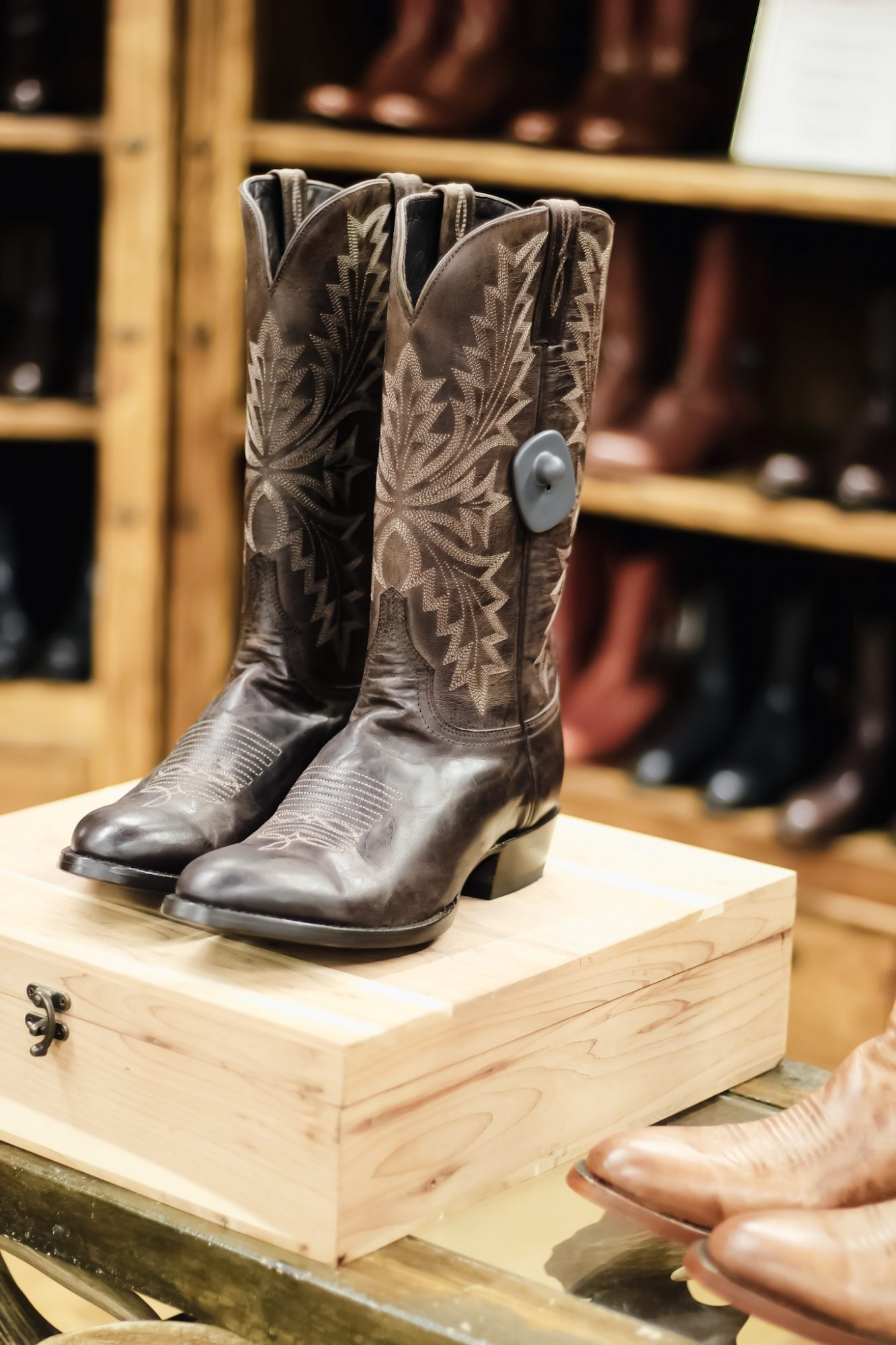 Shop at local Allens Boots in Austin