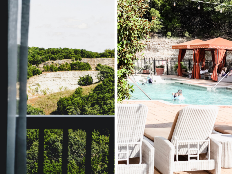 The Hotel Granduca is one of the best hotels in Austin