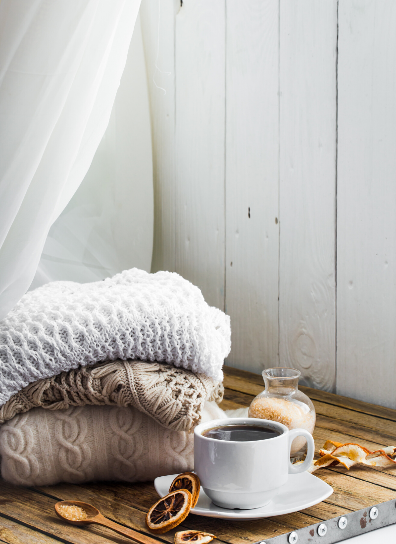 how to bring health and hygge into your home