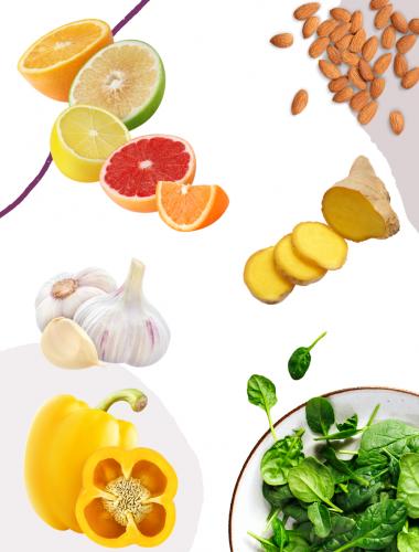 The Top 13 Immune Boosting Foods