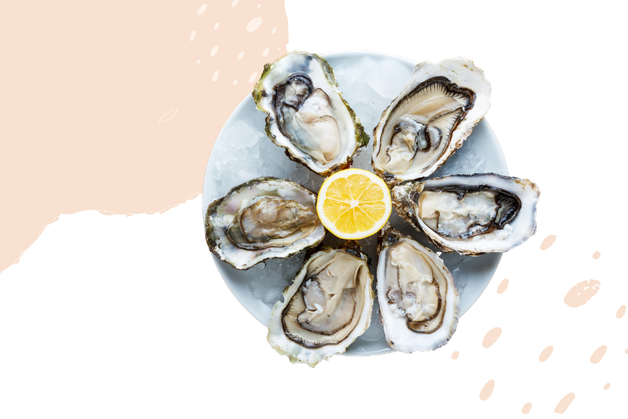 Oysters are delicious and a great immune system booster