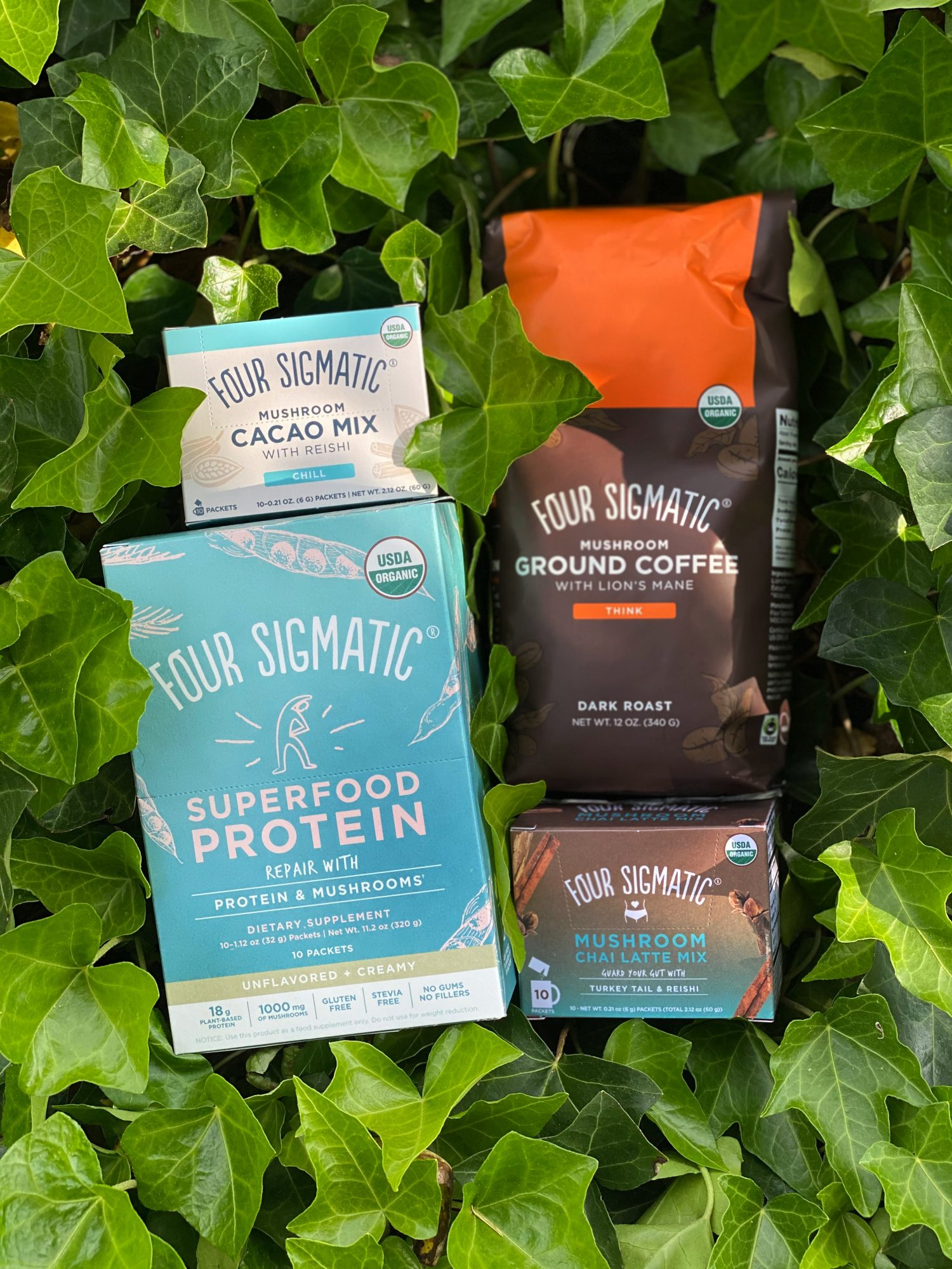 Four Sigmatic discount code
