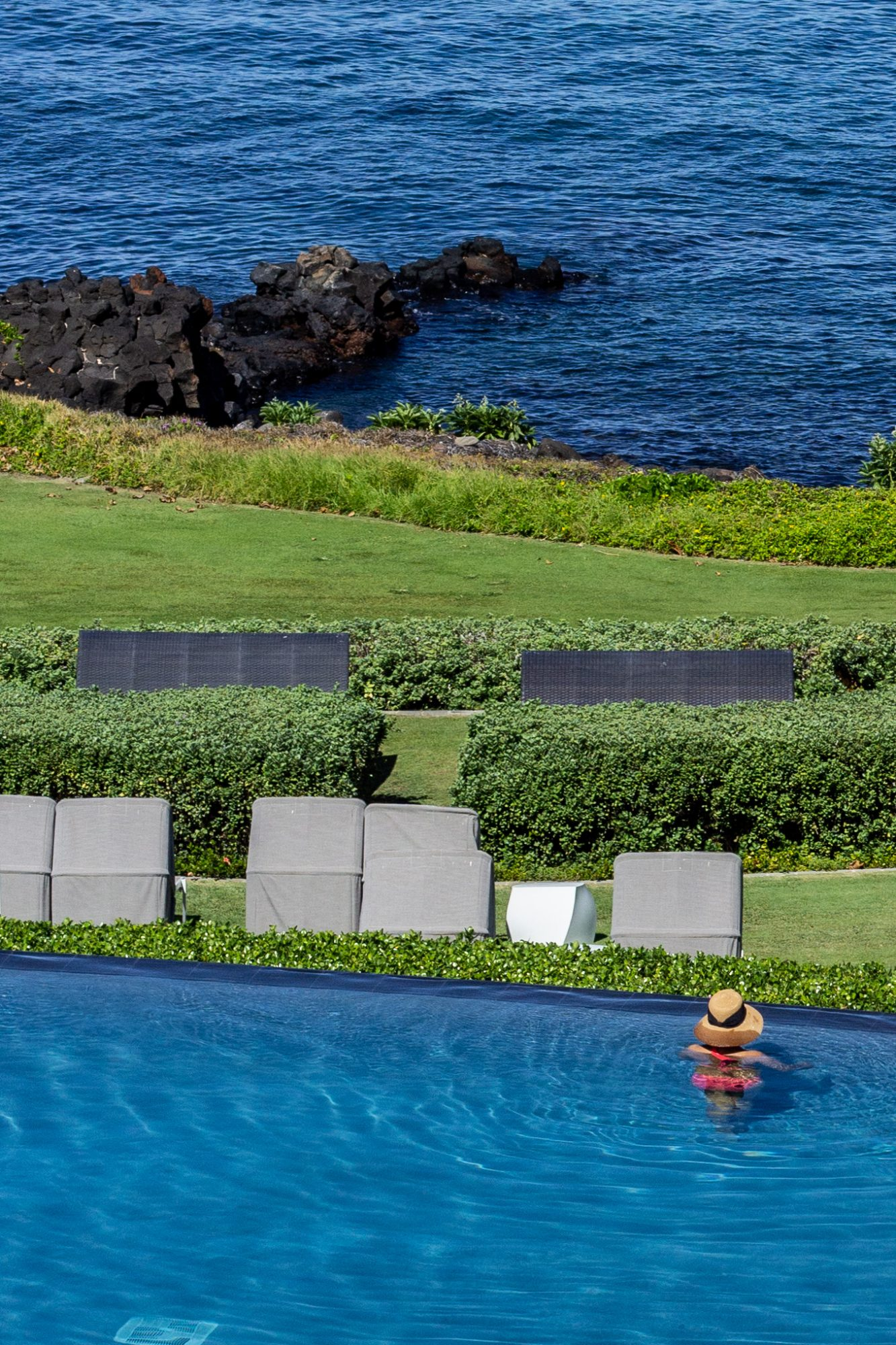 the vibe is relaxed and laid-back at Wailea Beach Resort