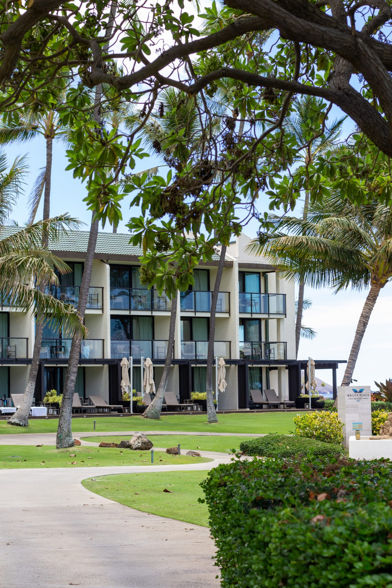Wailea Beach Resort in Hawaii