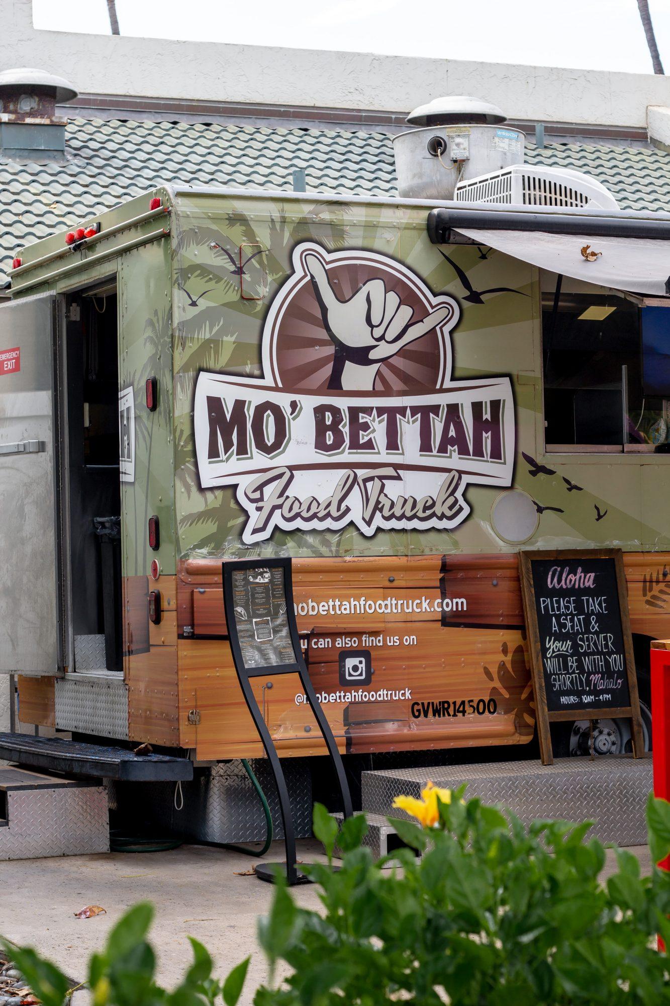 Mo Bettah Food Truck