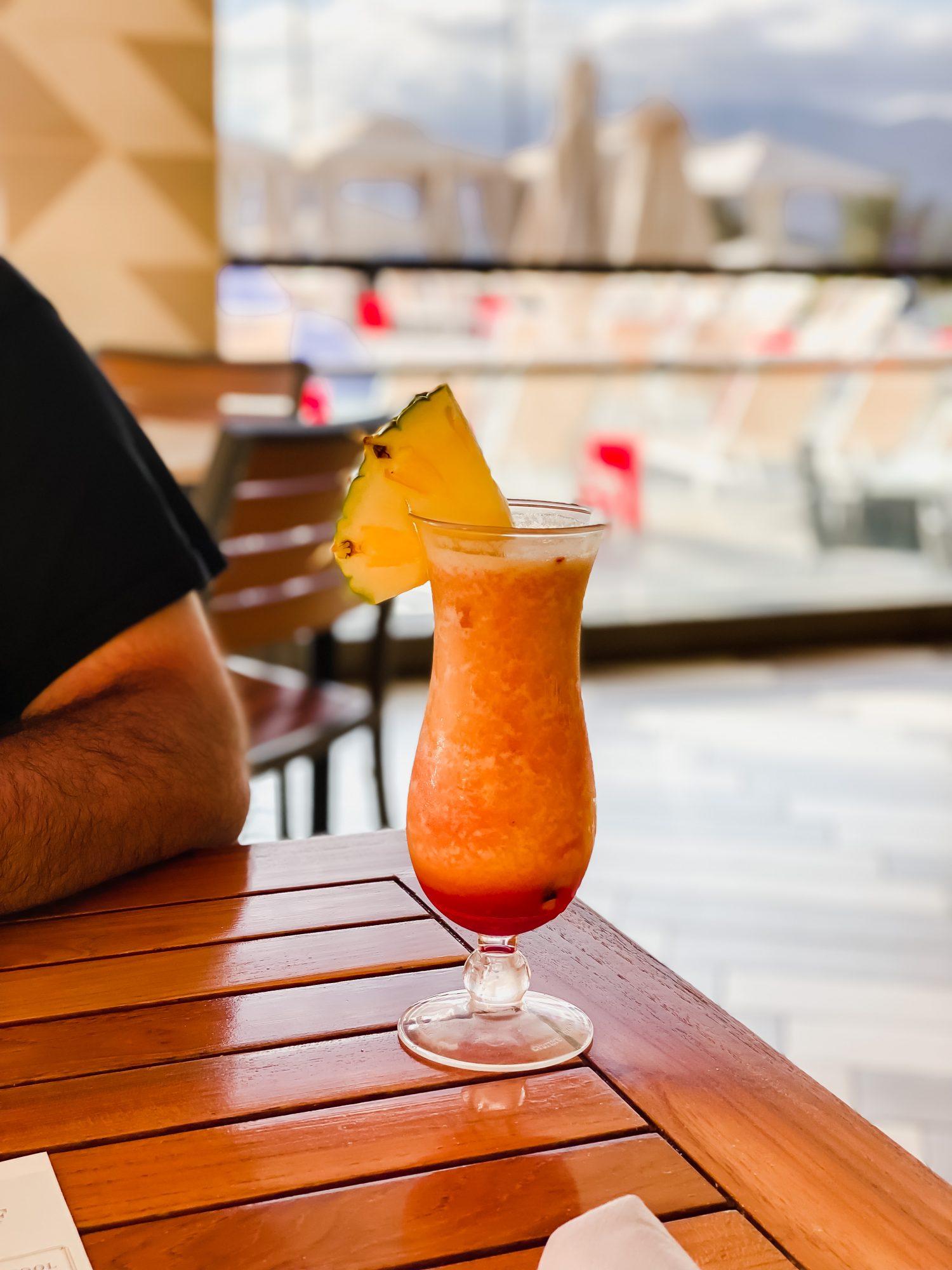KAPA Bar and Grill cocktail